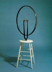 Duchamp Cykelhjulet 1913
