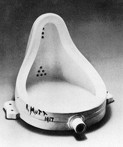Duchamp Pissoar