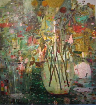 Frieda Knopp - Vase