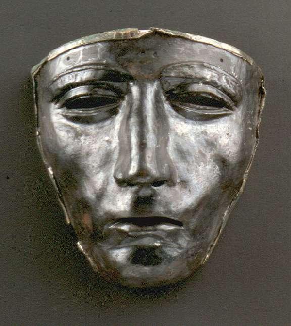 Kalkriese ansiktsmask