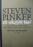 Pinker: Ett oskrivet blad